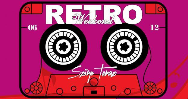 Retro Weekend - Szörpterasz